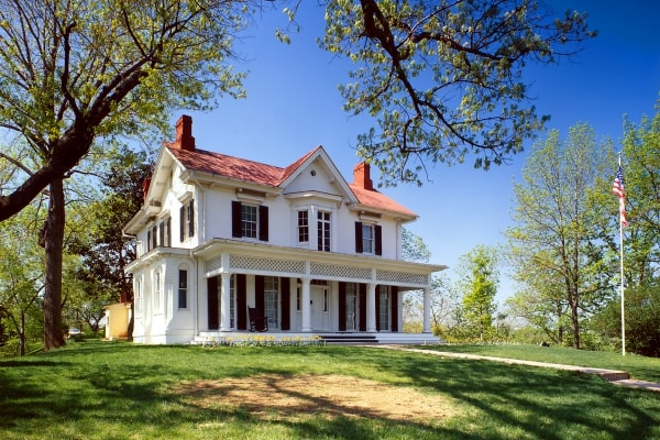 DC's new hottest new tourist destinations - Frederick Dougles House