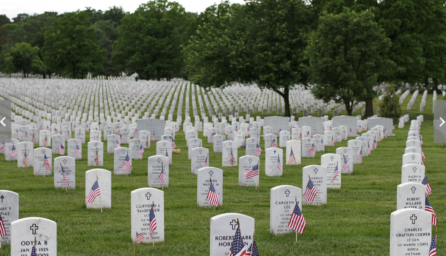 5 Free Things to Do in Washington D.C. on Memorial Day Weekend - Arlington National Cemetery