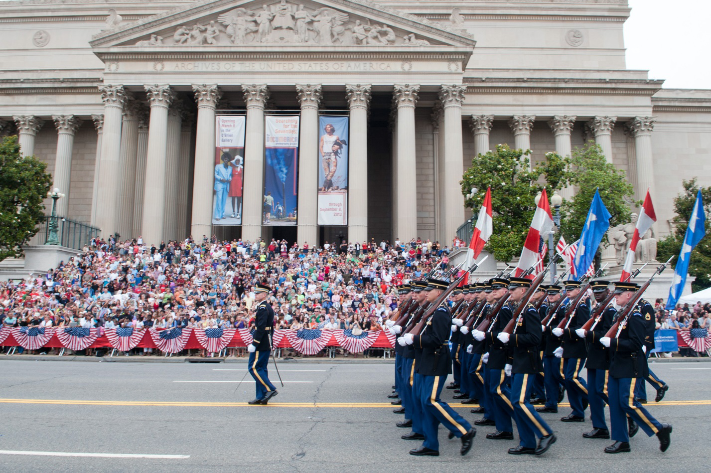 5 Free Things to Do in Washington D.C. on Memorial Day Weekend - The National Memorial Day Parade