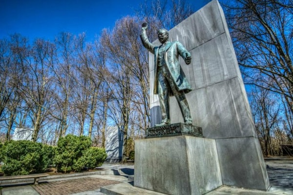DC's new hottest new tourist destinations - Theodore Roosevelt Island