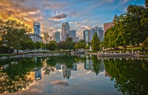 Charlotte, NC, is a city with one of the premiere art movements in the country.