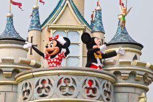Orlando, FL, has Disney's Magic Kingdom, one of the most magical places on the coast.